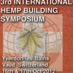 3rd International Hemp Building Symposium 2012