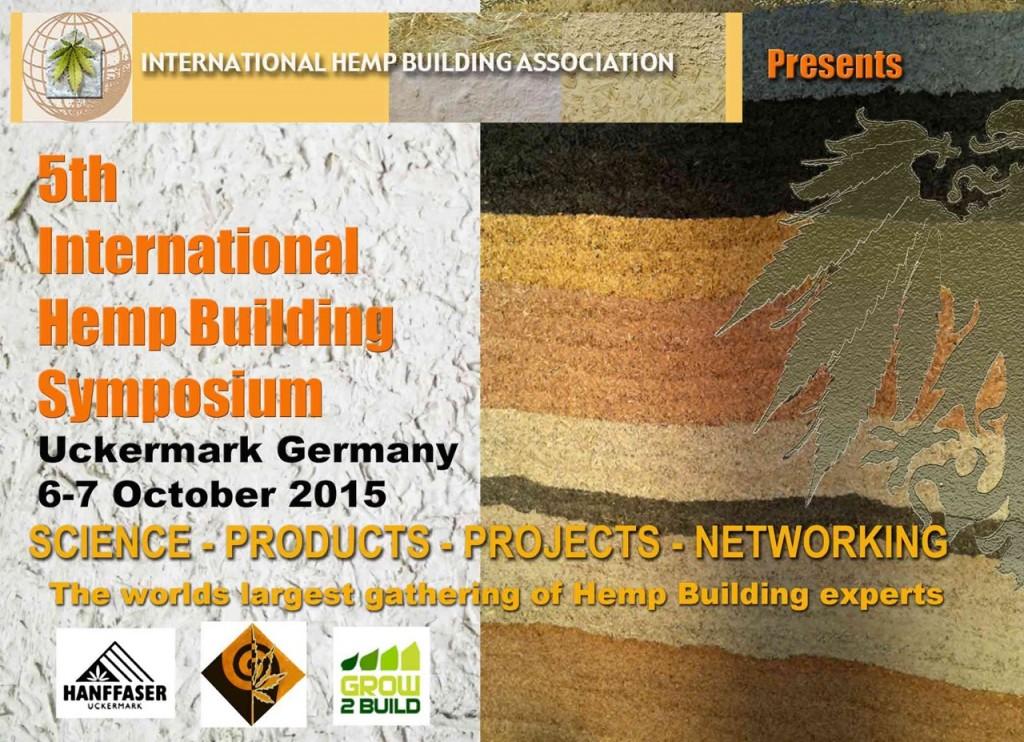 5th International Hemp Building Symposium