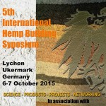 5th International Hemp Building Symposium 2015