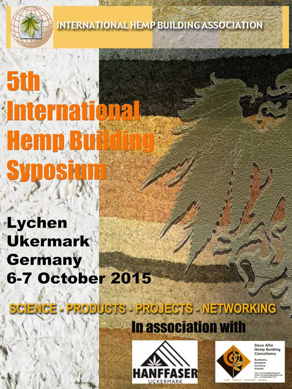 5th International Hemp Building Symposium