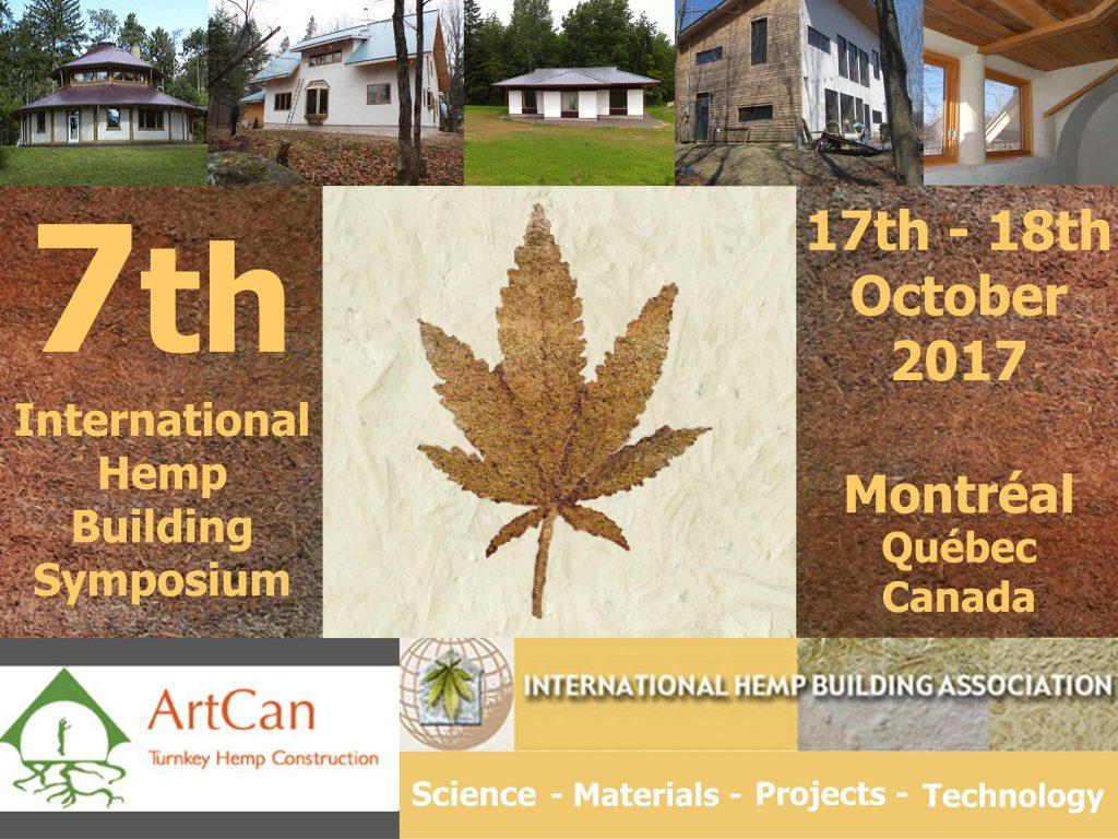 7th International Hemp Building Symposium