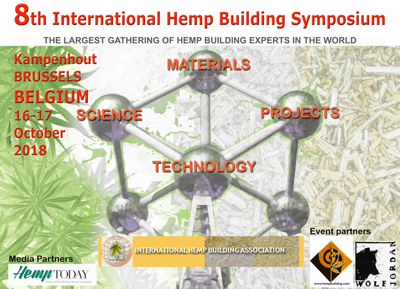 afbeelding van 8th international hemp symposium