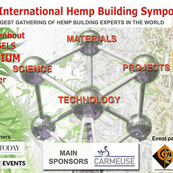 8th International Hemp Building Symposium 2018