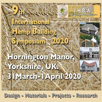 9th International Hemp Building Symposium 2020