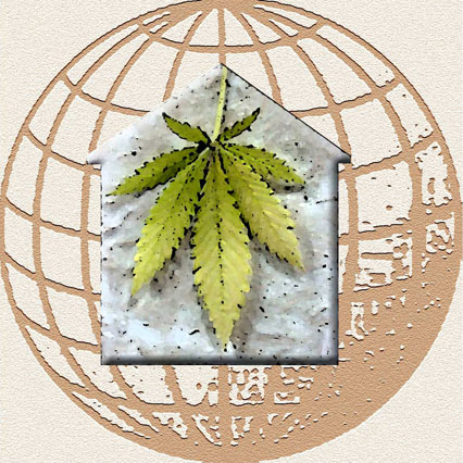 International Hemp Building Association Logo